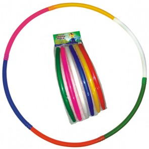 Hula Hoop Ring Toy (Multicolor)