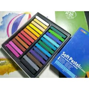 Mungyo Soft Pastels - Pack of 24- Full Sticks
