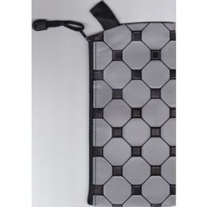 Gray Fancy Pouches A6 Size