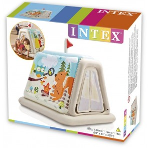 Intex - 48634 - Animal Trails Indoor Play Tent