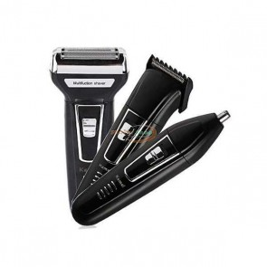 Kemei KM-6558 (3IN1) Multi Electric Hair Clippers