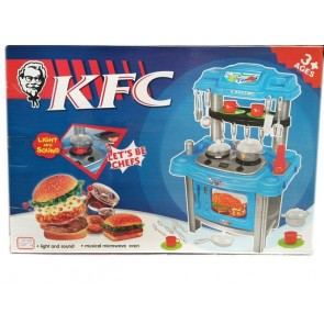 Kitchen Fast Food Playset KFC 383-015