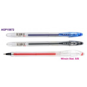 Gel Pen M&G Crystal 0.7mm Model: [AGP15875]