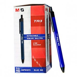 M&G TR3 0.7mm Ball Point