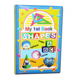 Best Shapes Learning Books For Kids - My 1st Book