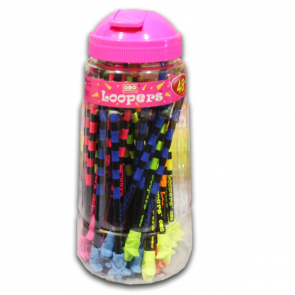 Oro Looper Pencils - Lead Pencil Jar 48pcs - Hb Pencils