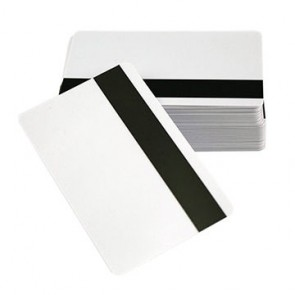 Blank Magnetic Strip Card