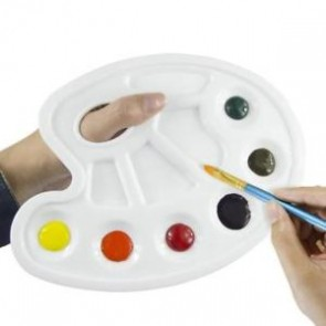 Best Diy Colors Mixing Paint Palette Handy