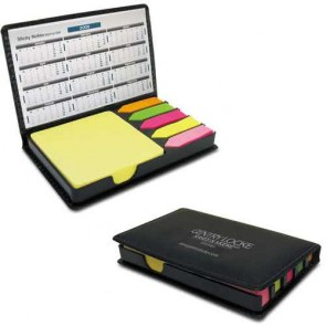 Sticky Note Memo Pad with Arrow Flags A17-6