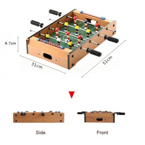 Mini Foosball Table HG235A  51 * 31 * 9.7cm