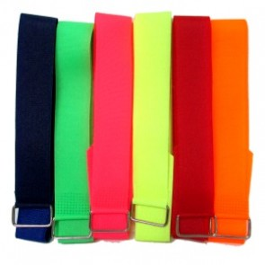 Hook and Loop Straps Book strap  40mm