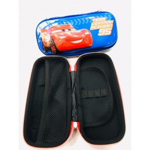 School Pencil Pouch Cars