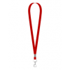 Neck Lanyard ID Card Badge Holder Straps Card Red Color
