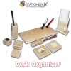 9 Pcs Marbel Desk Set - Executive Desk Organizer - Paper Weight