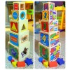 Buy Best Montessori Wooden Toys - Wisdom Shape In Pakistan